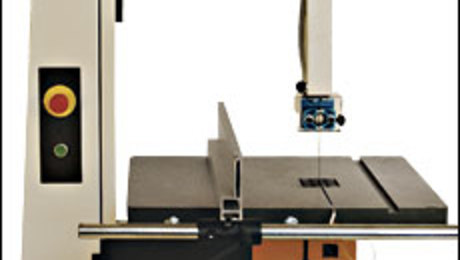 LT18 18-in. Bandsaw - FineWoodworking