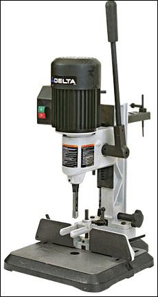 delta mortise machine