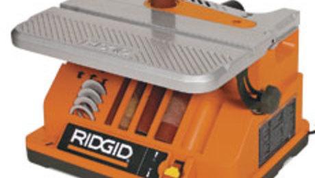 EB4424 Oscillating Spindle Sander - FineWoodworking