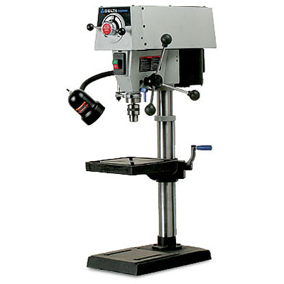Delta Drill Press Table Top delta dp350 benchtop drill press ...