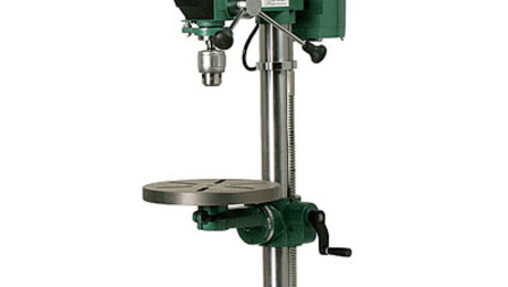 Grizzly G0485 Benchtop Drill Press - FineWoodworking