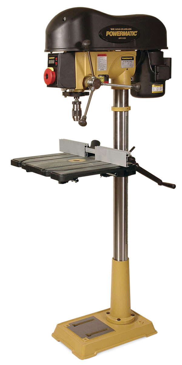 Powermatic - PM 2800 Drill Press - FineWoodworking