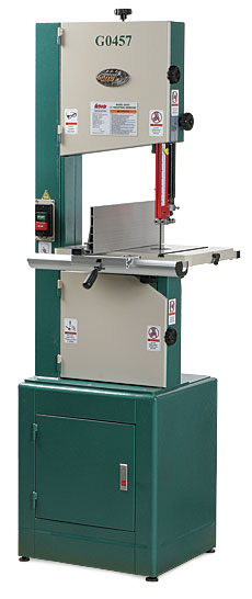 Grizzly Industrial - Grizzly G0457 14-in. Bandsaw