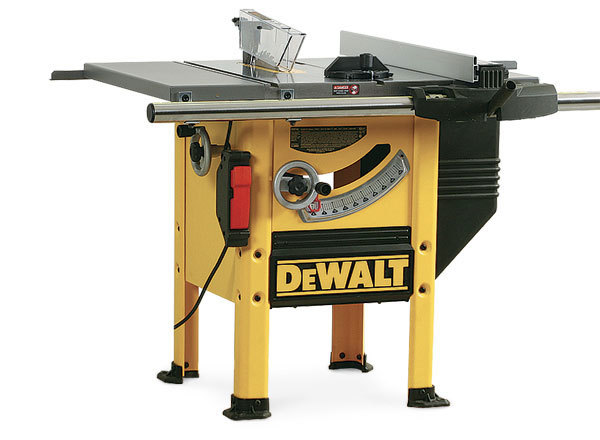 Dewalt Dw746x Hybrid Tablesaw Finewoodworking