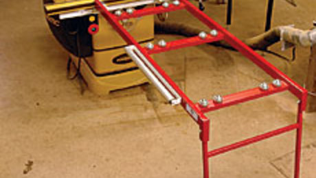 Ezee-Feed Manufacturing - Tablesaw Extension Review - FineWoodworking