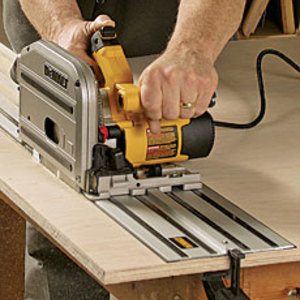 Shop-Built Panel Saw - FineWoodworking