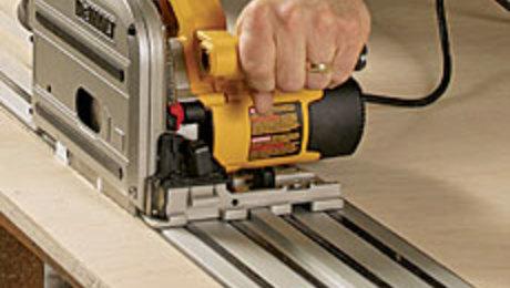 DWS520K Plunge-Cut Circular-Saw - FineWoodworking