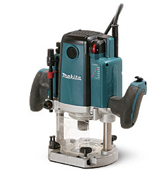 Makita- Heavy-Duty Plunge Router RP2301FC - FineWoodworking