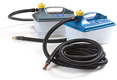 1500-Watt Steam Generator Earlex 1.3 gal