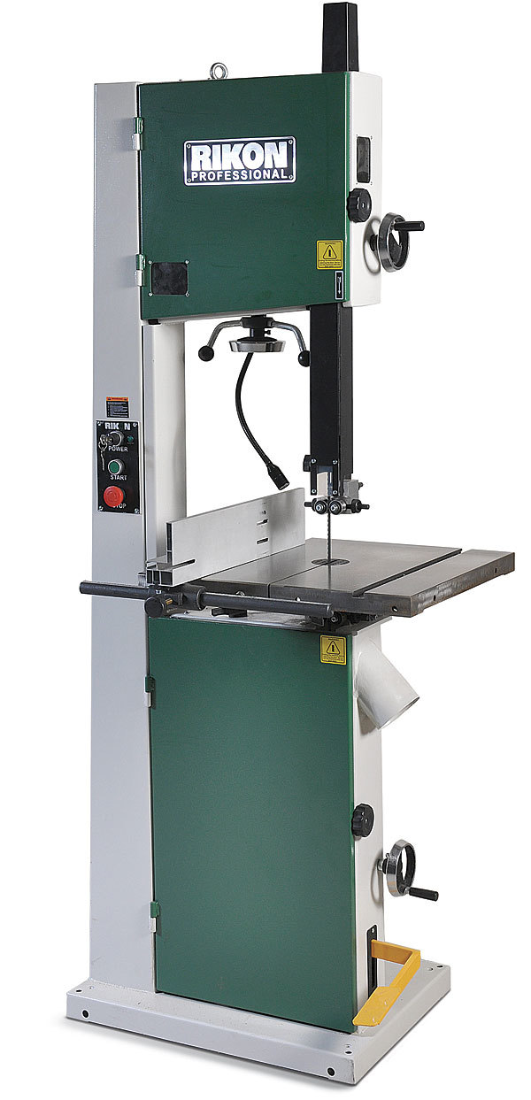 Rikon 10-350 14-in. Professional Bandsaw - FineWoodworking