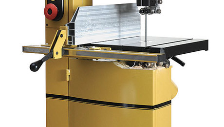 Powermatic PM1500 Bandsaw - FineWoodworking