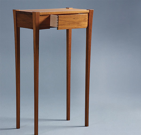 Make Dowels Decorative Fine Furniture