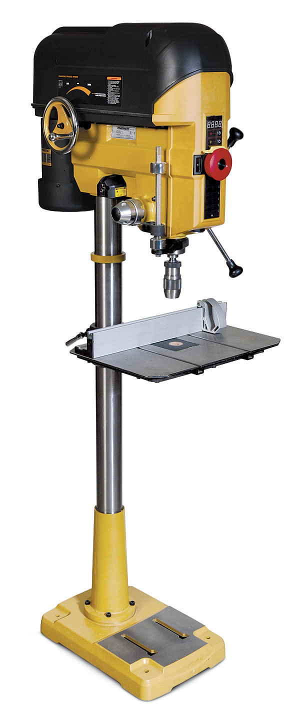 Powermatic PM2800B Drill Press - FineWoodworking