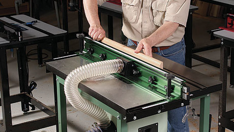 Tool Test Router Tables Finewoodworking