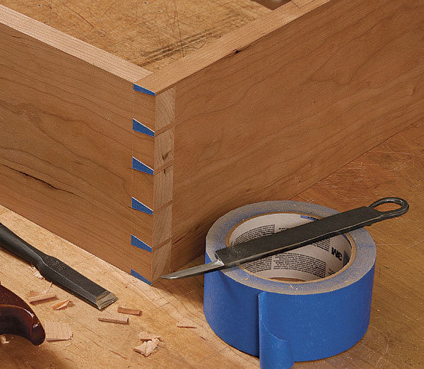 how to cut dovetail joints by hand pdf
