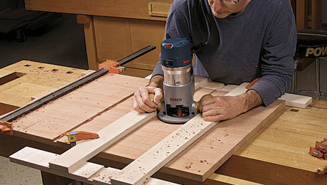 Router Jigs And Guides Finewoodworking