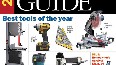 Online Extras for 2015 Tool Guide - FineWoodworking