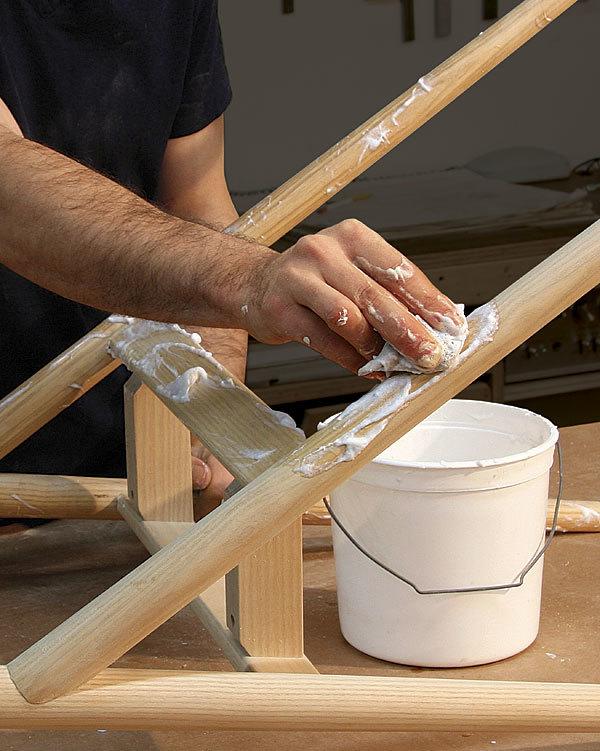 Lather Up Soap Flake Finish Finewoodworking