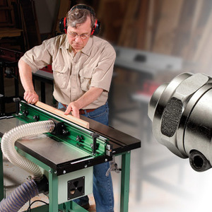 Makita- 3709 Trim Router - FineWoodworking
