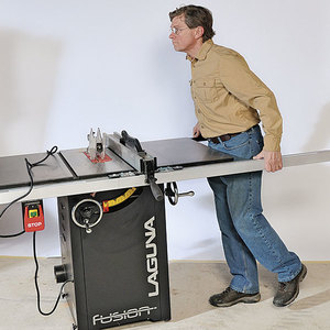 Tablesaw Tune-up - FineWoodworking