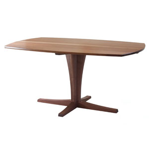 In This Video Workshop, Furniture Maker And Instructor Timothy Rousseau  Shows You How To Build A Pedestal Dining Table With Modern Flare.
