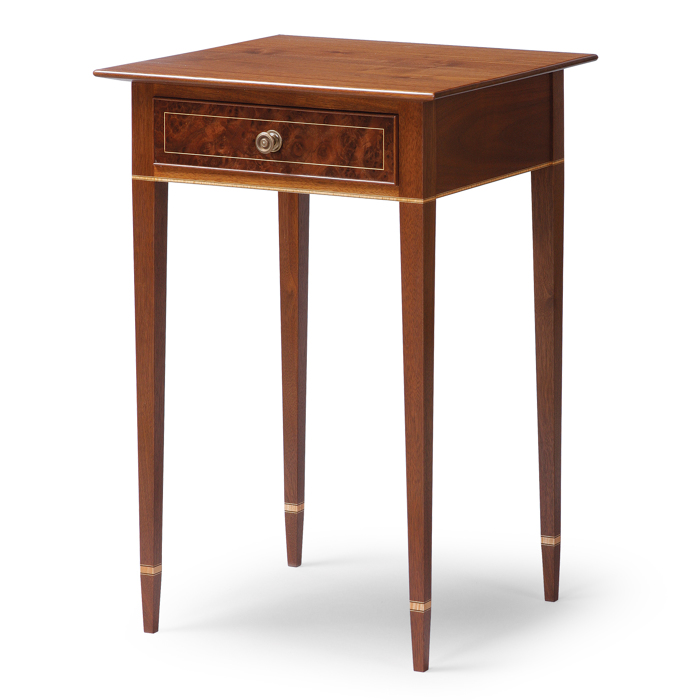 Fine Woodworking Table With Fantastic Inspiration In  : latta federal side table main from egorlin.com size 700 x 700 jpeg 191kB