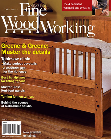 #231–Jan/Feb 2013 - FineWoodworking