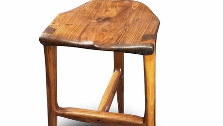 Walnut_Three_Leg_Stool