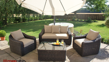 For over thirty years, we have been building a great reputation throughout the UK for supplying unique rattan garden furniture of exceptional quality and design and value.