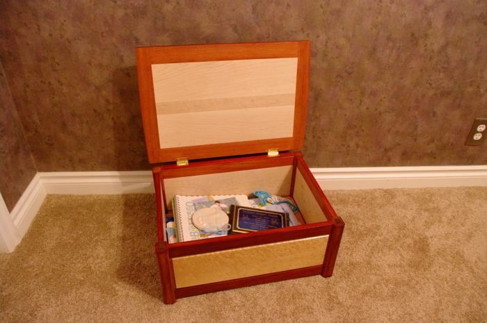 Memory Box for Grandson - FineWoodworking