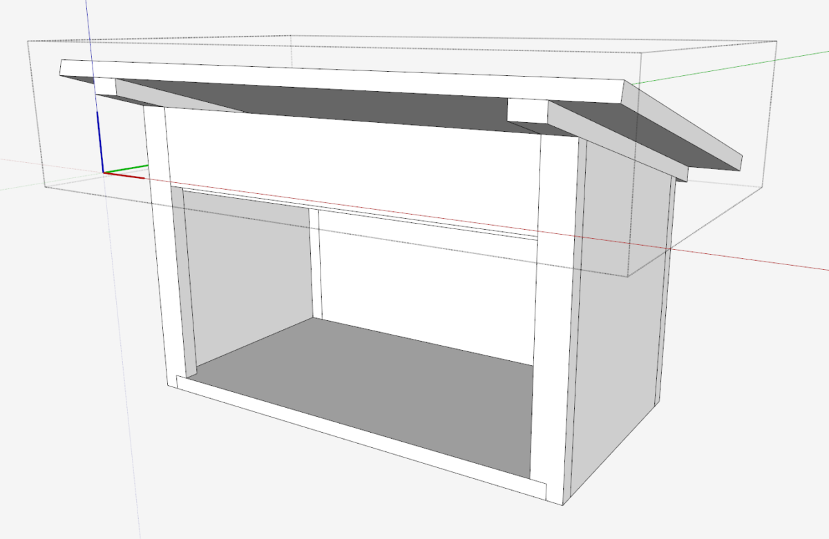 Design Process for a Street Library Box - FineWoodworking