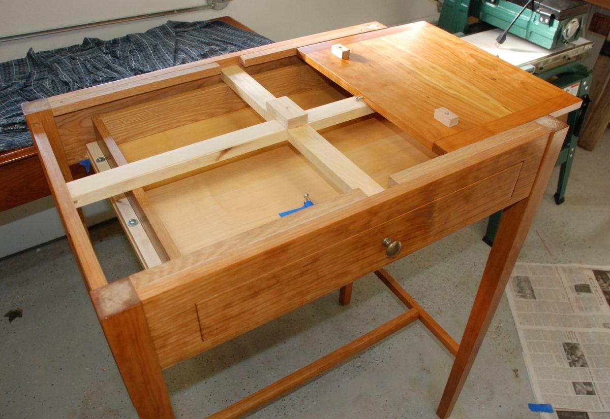 Creative Woodworking Desk  Desk Woodworking  Wood Working Desk