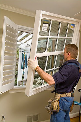 Installing new windows in an older or listed property for Installing new windows