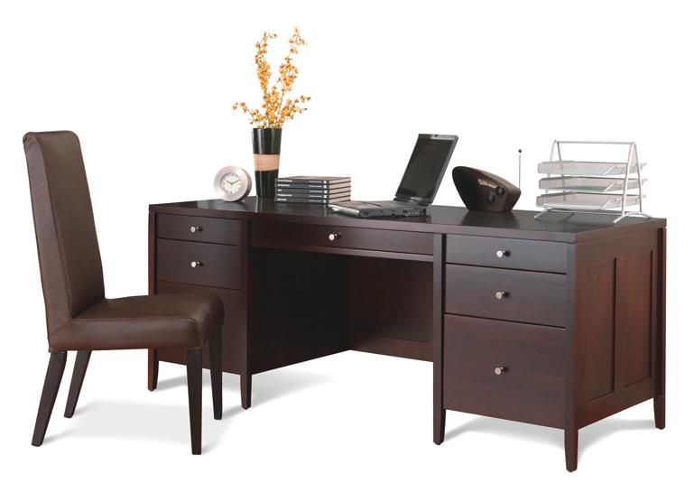Perfect Fine Woodworking Desks  Bone Desk In Spalted Maple