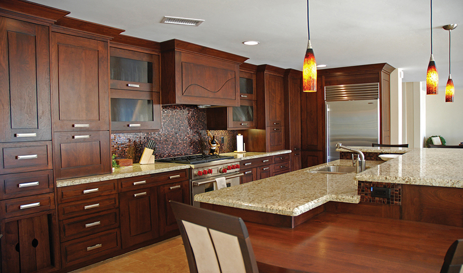 Woodwork In Kitchen - Home Design