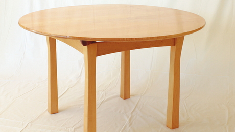 Main View of Dinette Table