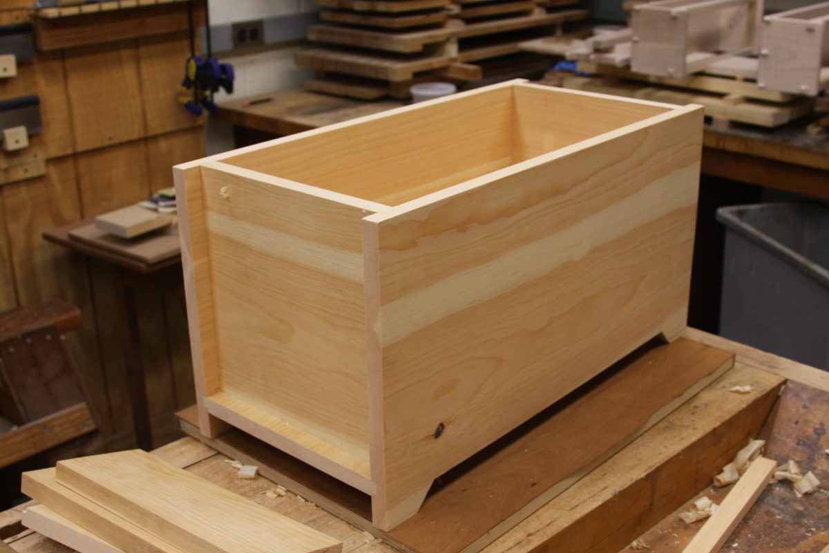Hybrid Tool Chest, Part I - FineWoodworking
