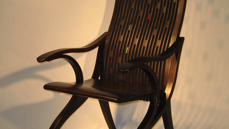 The Squiggly Chair