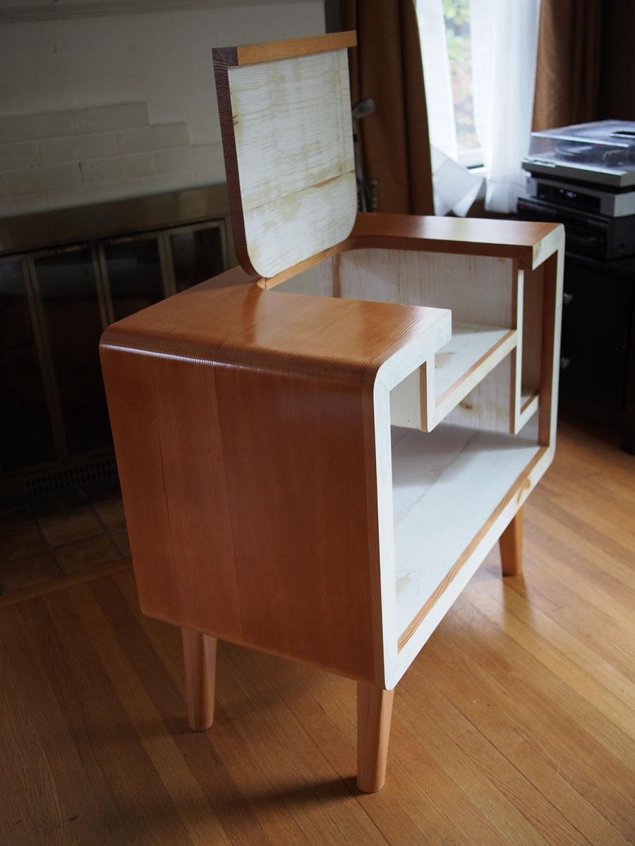 record player  xbox stereo standseattle wa  finewoodworking - record player  xbox stereo standseattle wa