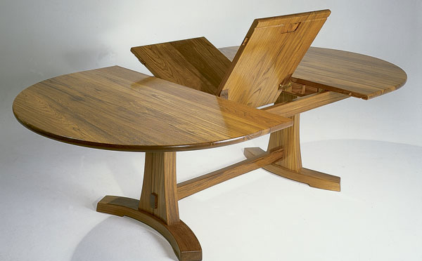 Butterfly Leaf Table Finewoodworking