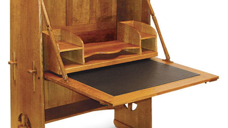 Stickley Style Desk