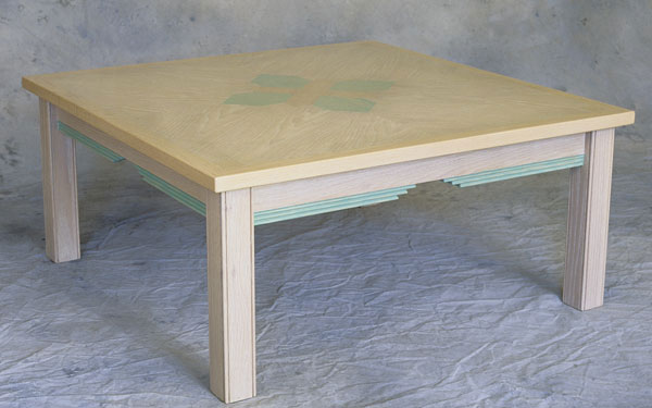 Southwestern style coffee table finewoodworking for Southwestern coffee table