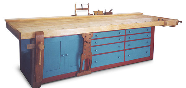 Excellent Shaker Workbench