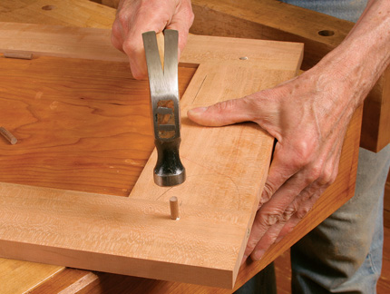 Avoid Twisted Doors In Your Furniture Projects