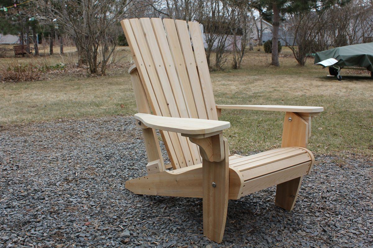 Adirondack chair - folding - FineWoodworking