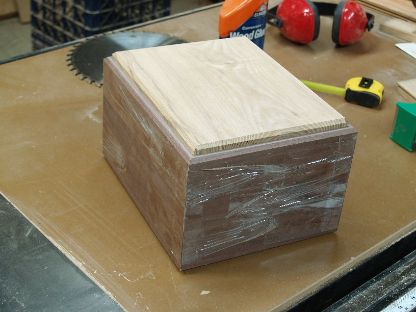 Woodworking Plans For Cremation Box 6