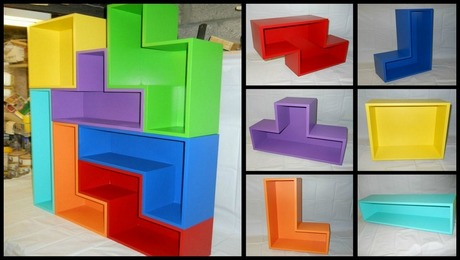 The Tetris Flat Pack