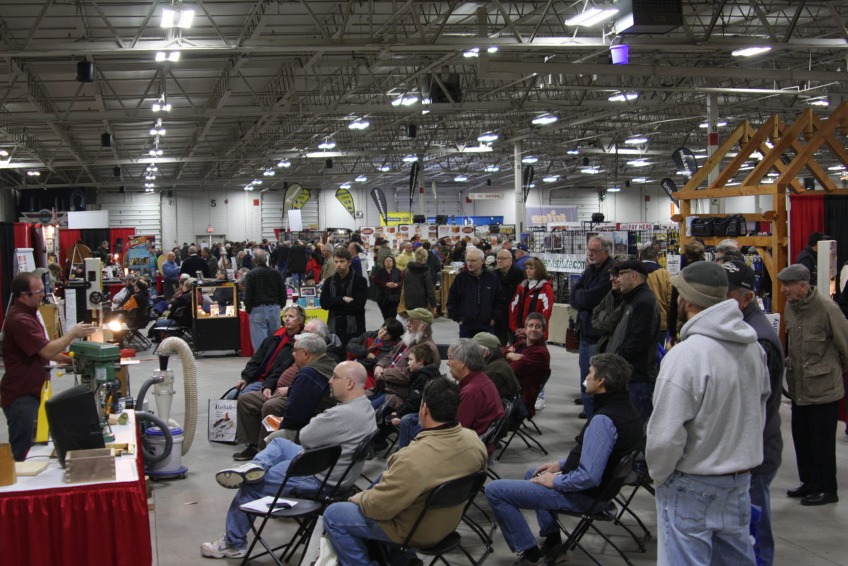 Despite some foul weather, the crowds at the Eastern States Exposition were busy pouring over the vendors, demonstrators, and seminar instructors throughout ...