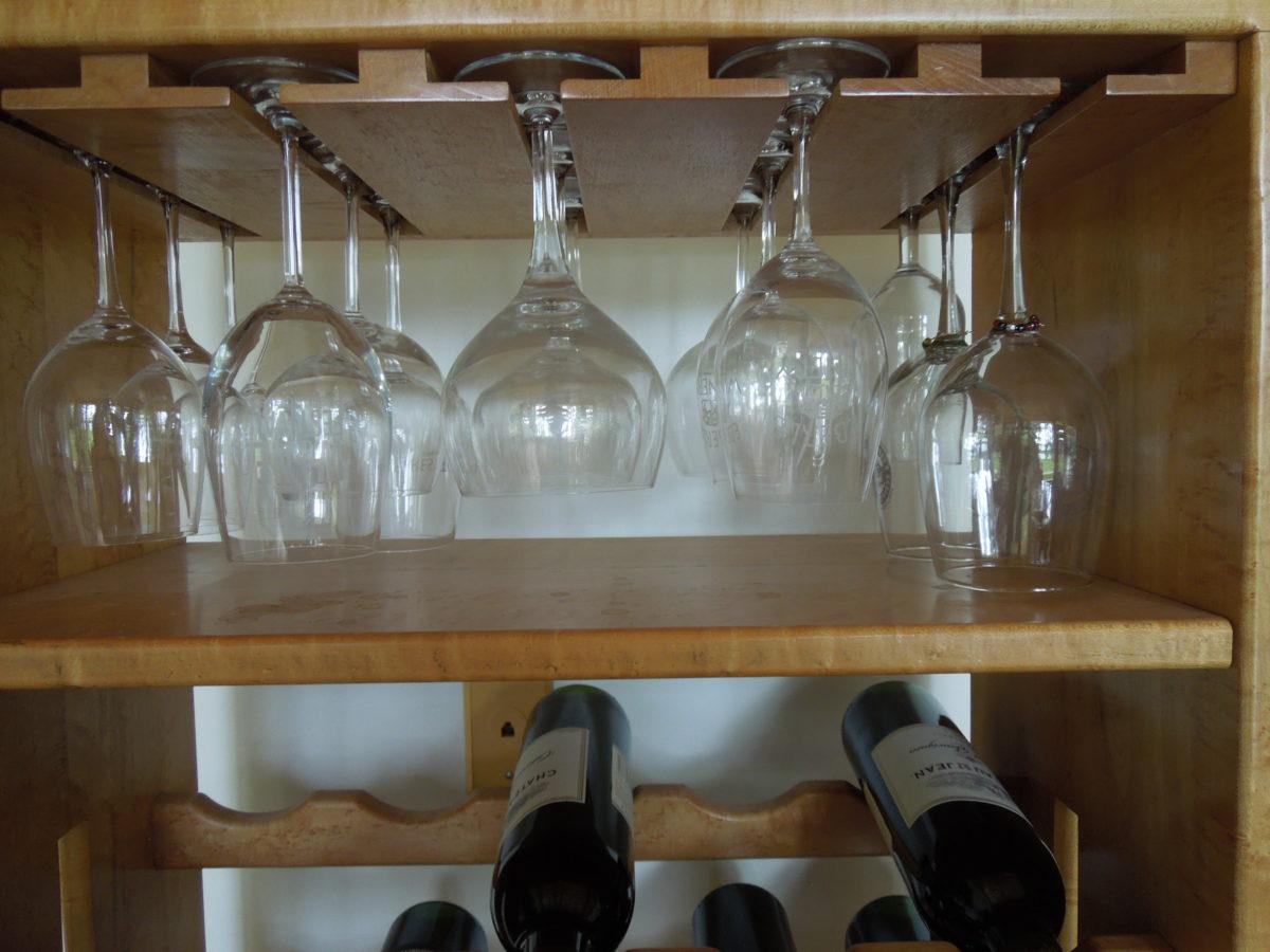 Glass Storage Racks