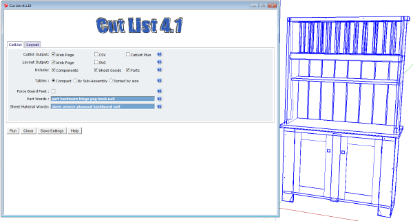 Free Cabinet Design Software With Cutlist